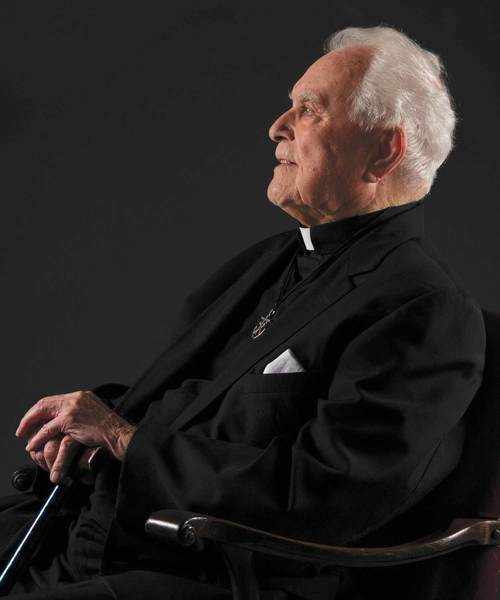 Ted Hesburgh